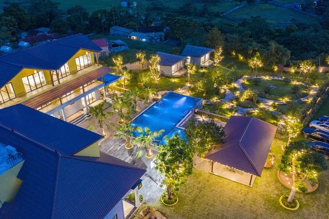 Vì đam mê và thích tụ tập, người phụ nữ này mua 6000m2 đất ở Ba Vì xây cả một resort mini sang chảnh để tận hưởng cuộc sống nghỉ dưỡng cho gia đình - Ảnh 3.