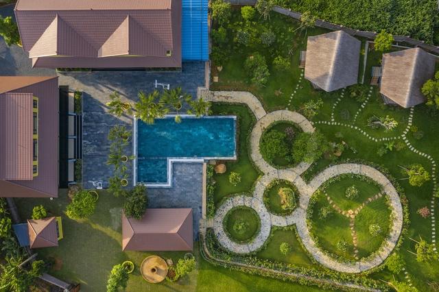 Vì đam mê và thích tụ tập, người phụ nữ này mua 6000m2 đất ở Ba Vì xây cả một resort mini sang chảnh để tận hưởng cuộc sống nghỉ dưỡng cho gia đình - Ảnh 8.