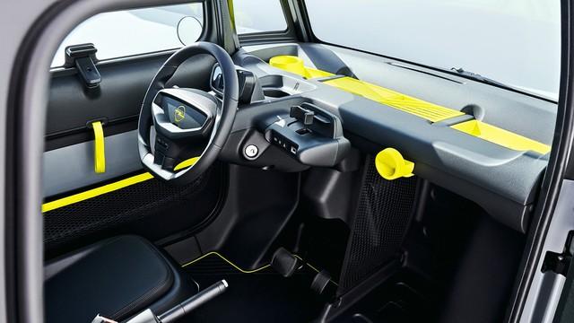 Khám phá mẫu ô tô điện giá dự kiến 150 triệu rẻ ngang Honda SH 150i,  gây bão với thiết kế độc lạ - Ảnh 2.