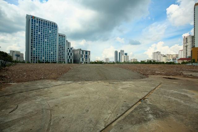Cận cảnh khu đất vừa được Mỹ thuê để xây Khu phức hợp Đại sứ quán - Ảnh 7.