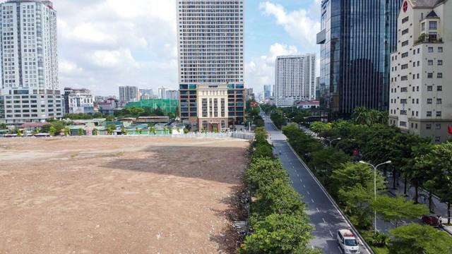Cận cảnh khu đất vừa được Mỹ thuê để xây Khu phức hợp Đại sứ quán - Ảnh 4.