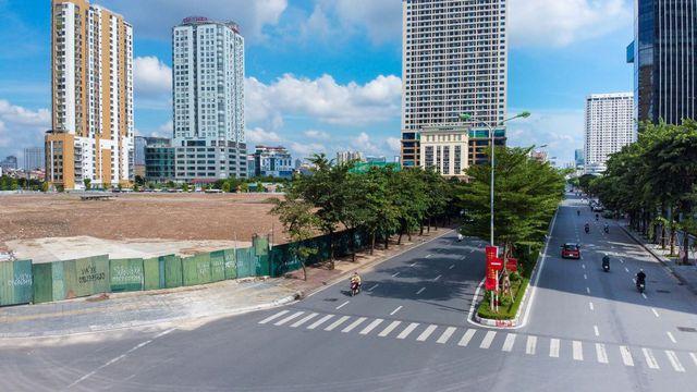 Cận cảnh khu đất vừa được Mỹ thuê để xây Khu phức hợp Đại sứ quán - Ảnh 3.
