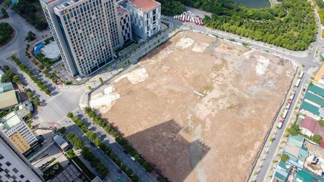 Cận cảnh khu đất vừa được Mỹ thuê để xây Khu phức hợp Đại sứ quán - Ảnh 1.