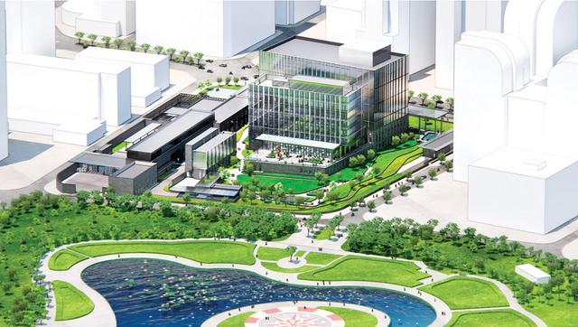 Cận cảnh khu đất vừa được Mỹ thuê để xây Khu phức hợp Đại sứ quán - Ảnh 8.