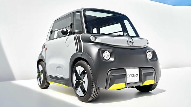 Khám phá mẫu ô tô điện giá dự kiến 150 triệu rẻ ngang Honda SH 150i,  gây bão với thiết kế độc lạ - Ảnh 1.