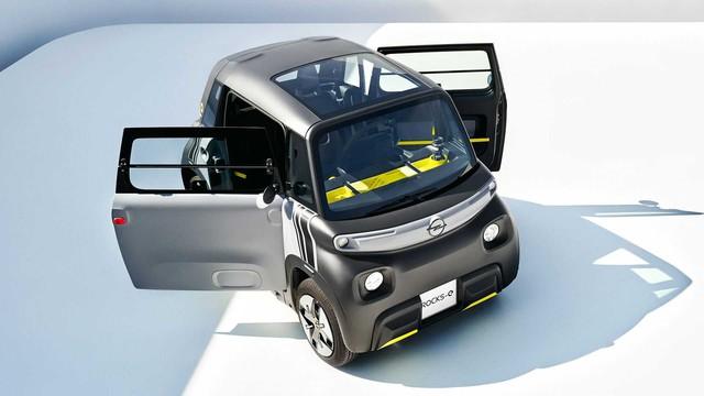 Khám phá mẫu ô tô điện giá dự kiến 150 triệu rẻ ngang Honda SH 150i,  gây bão với thiết kế độc lạ - Ảnh 4.