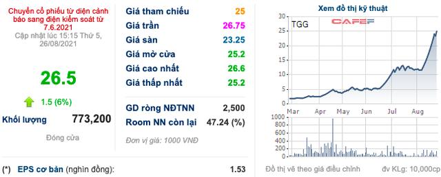 Không chỉ phát hành tăng hơn 2 lần vốn, Louis Capital (TGG) còn muốn vay thêm 300 tỷ đồng - Ảnh 1.