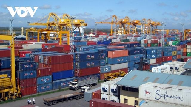 Tân Cảng Hiệp Phước tạm ngừng dịch vụ, xuất khẩu gạo gặp khó - Ảnh 1.