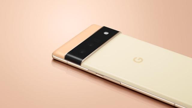 Bom tấn Google Pixel 6 ra mắt: Kiểu dáng lạ mắt, dùng chip riêng giống Apple - Ảnh 5.