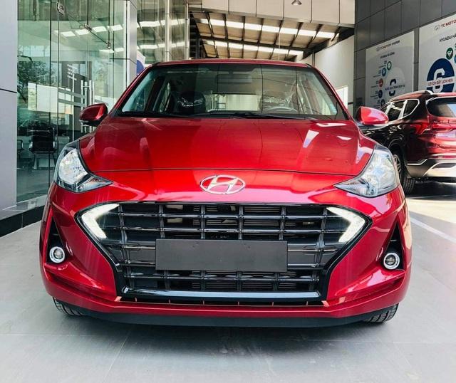 Hyundai Grand i10 bản 2021 giá dự kiến tăng 30 triệu đồng - Ảnh 1.
