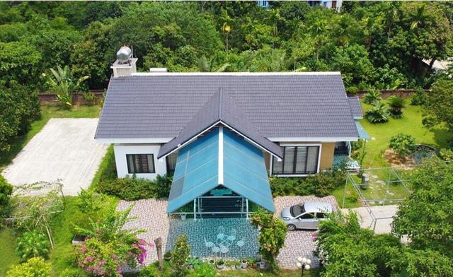 Nhà vườn 5.000m2 tuyệt đẹp ở ven đô Hà Nội: Không gian sống đơn giản, gần gũi với thiên nhiên nhưng mất ít công chăm sóc, để nhà thực sự là nơi nghỉ ngơi, thư giãn - Ảnh 3.