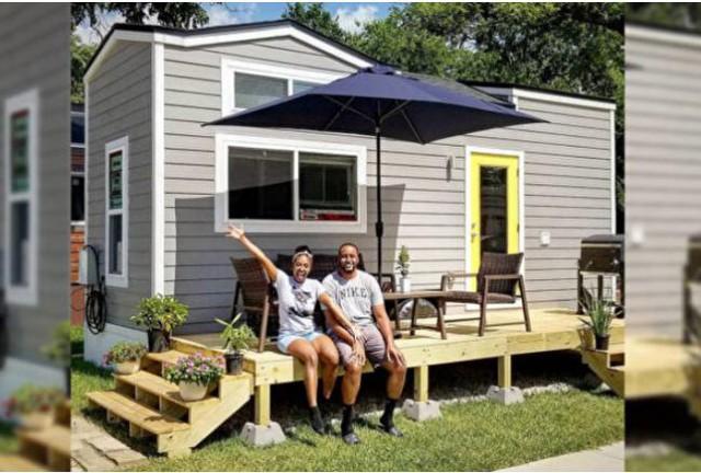 Vợ chồng trẻ trả hết khoản nợ 2,8 tỷ trong 2 năm bằng việc đổi từ nhà to sang nhà nhỏ - Ảnh 1.