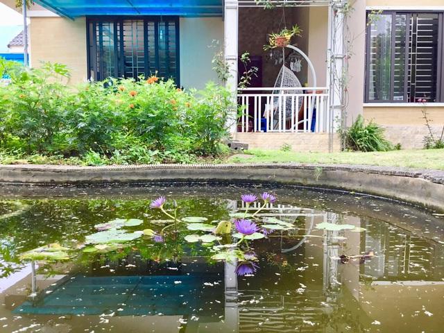 Nhà vườn 5.000m2 tuyệt đẹp ở ven đô Hà Nội: Không gian sống đơn giản, gần gũi với thiên nhiên nhưng mất ít công chăm sóc, để nhà thực sự là nơi nghỉ ngơi, thư giãn - Ảnh 4.