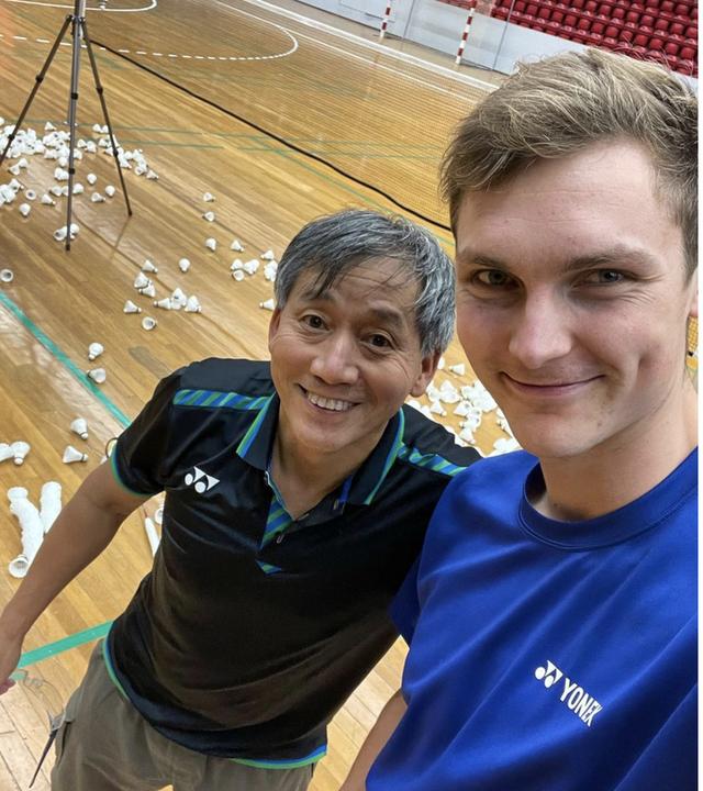 Viktor Axelsen: Chàng trai vượt nỗi sợ hãi Covid-19 để trở thành nhà vô địch cầu lông Olympic - Ảnh 4.