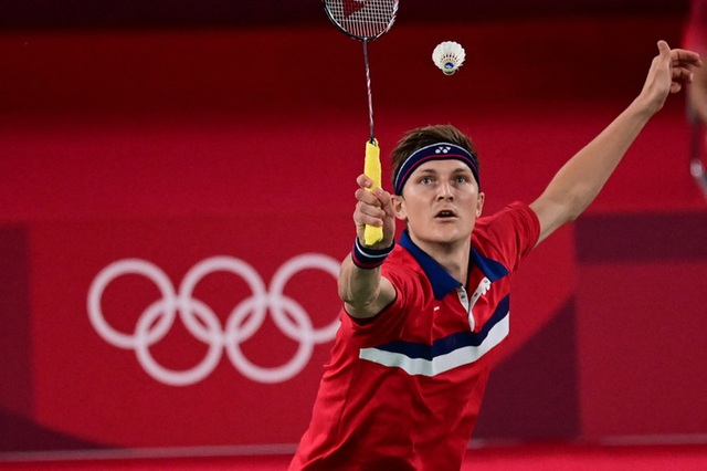 Viktor Axelsen: Chàng trai vượt nỗi sợ hãi Covid-19 để trở thành nhà vô địch cầu lông Olympic - Ảnh 6.