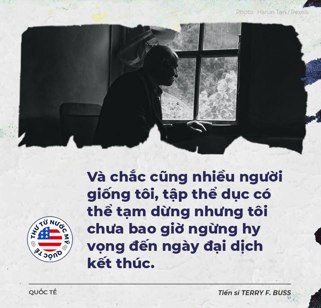 Thư từ nước Mỹ: Cứu viện từ Trung Quốc, trải nghiệm khủng khiếp và lý do khiến tôi từ bỏ giấc mơ hành xác - Ảnh 7.