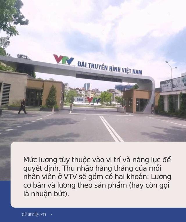 Soi mức lương của loạt BTV, MC Đài truyền hình nổi tiếng: Thu nhập bao nhiêu số 0 mà sĩ tử 2k3 ồ ạt thi Báo chí? - Ảnh 2.