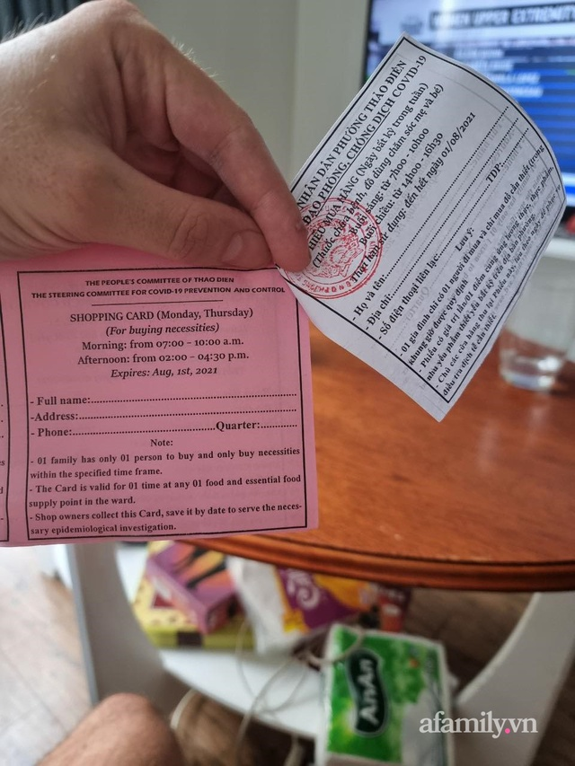 Cô gái người Nga chia sẻ chuỗi ngày giãn cách khó quên khi lần đầu đi chợ bằng phiếu, biết ơn Việt Nam vì sự tử tế dành cho cộng đồng người nước ngoài  - Ảnh 2.