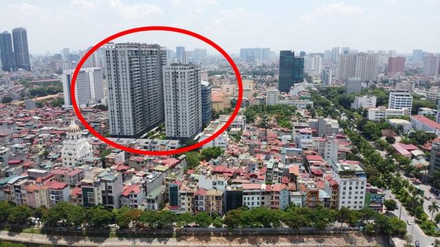 Thanh tra Chính phủ điểm mặt loạt chung cư đất vàng có sai phạm ở Hà Nội  - Ảnh 2.