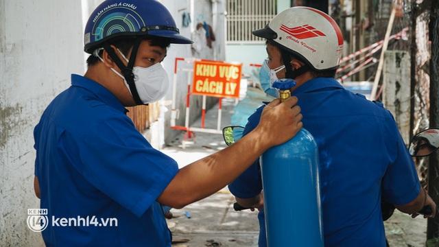 """""""Cha đẻ"""" ATM gạo cho ra đời ATM Oxy và câu chuyện bình oxy cứu sống một người cha ở Sài Gòn trong đêm - Ảnh 16."""