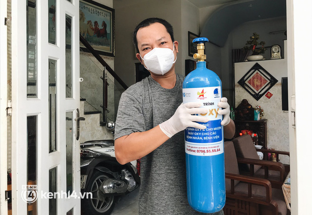 """""""Cha đẻ"""" ATM gạo cho ra đời ATM Oxy và câu chuyện bình oxy cứu sống một người cha ở Sài Gòn trong đêm - Ảnh 3."""