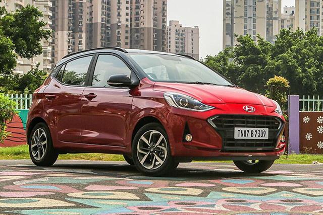 Hyundai Grand i10 2021 ồ ạt về đại lý với giá dự kiến tăng cao, mẫu cũ dọn kho giảm giá mạnh còn dưới 300 triệu đồng - Ảnh 4.