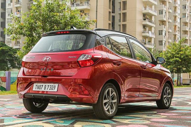 Hyundai Grand i10 2021 ồ ạt về đại lý với giá dự kiến tăng cao, mẫu cũ dọn kho giảm giá mạnh còn dưới 300 triệu đồng - Ảnh 5.