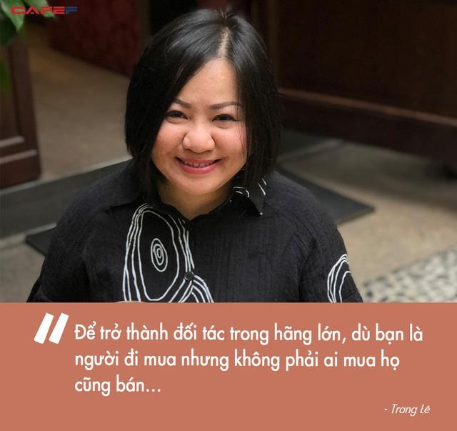 Nữ doanh nhân người Việt nhận Huân chương Công trạng của Ý: Từ bà mẹ 2 con bị các công ty từ chối vì quá tuổi đến bà trùm quyền lực chắp cánh cho thời trang Việt  - Ảnh 4.