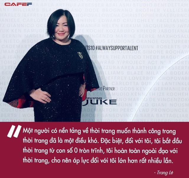 Nữ doanh nhân người Việt nhận Huân chương Công trạng của Ý: Từ bà mẹ 2 con bị các công ty từ chối vì quá tuổi đến bà trùm quyền lực chắp cánh cho thời trang Việt  - Ảnh 7.