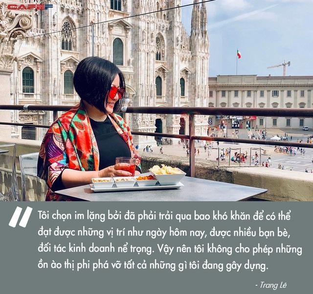 Nữ doanh nhân người Việt nhận Huân chương Công trạng của Ý: Từ bà mẹ 2 con bị các công ty từ chối vì quá tuổi đến bà trùm quyền lực chắp cánh cho thời trang Việt  - Ảnh 10.