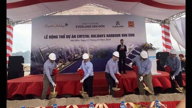 Quảng Ninh chấp thuận chủ đầu tư dự án Crytal Holidays Harbour Vân Đồn - Ảnh 2.
