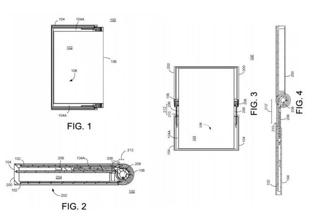 Google làm smartphone gập, cạnh tranh với Galaxy Fold của Samsung - Ảnh 1.