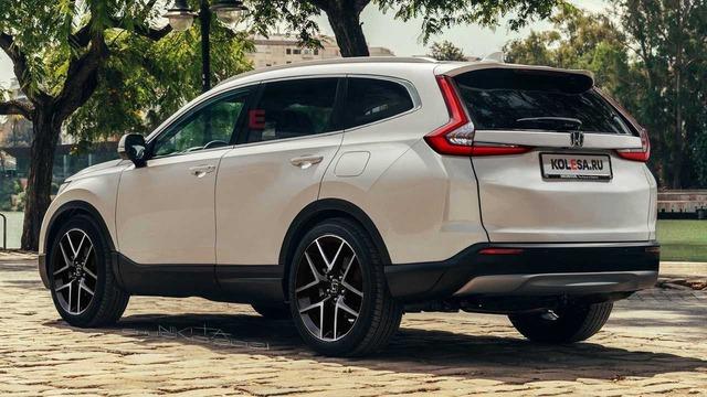 Đây là chân dung Honda CR-V 2023? - Ảnh 2.