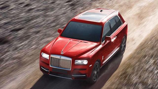 10 chiếc SUV đẳng cấp nhất thế giới: Số 1 không cần bài cãi, có cả xe từng cứu mạng Tiger Woods - Ảnh 1.