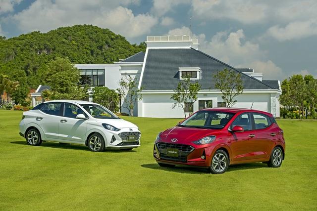 Hyundai Grand i10 2021 ra mắt: Kích thước lớn nhất phân khúc, giá từ 360 triệu đồng - Ảnh 13.