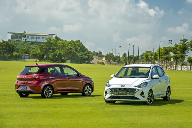 Hyundai Grand i10 2021 ra mắt: Kích thước lớn nhất phân khúc, giá từ 360 triệu đồng - Ảnh 2.