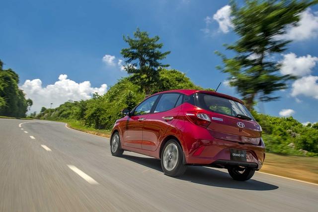 Hyundai Grand i10 2021 ra mắt: Kích thước lớn nhất phân khúc, giá từ 360 triệu đồng - Ảnh 11.