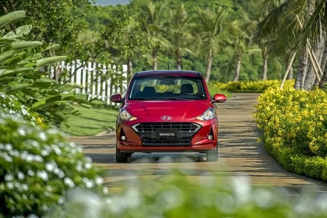 Hyundai Grand i10 2021 ra mắt: Kích thước lớn nhất phân khúc, giá từ 360 triệu đồng - Ảnh 6.