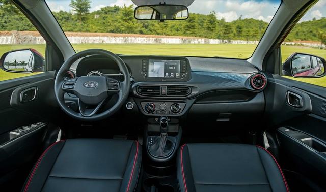 Hyundai Grand i10 2021 ra mắt: Kích thước lớn nhất phân khúc, giá từ 360 triệu đồng - Ảnh 7.
