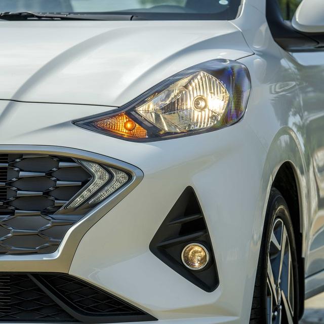 Hyundai Grand i10 2021 ra mắt: Kích thước lớn nhất phân khúc, giá từ 360 triệu đồng - Ảnh 3.