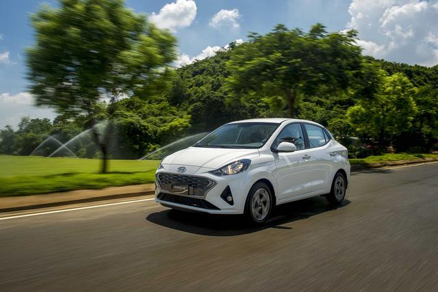 Hyundai Grand i10 2021 ra mắt: Kích thước lớn nhất phân khúc, giá từ 360 triệu đồng - Ảnh 12.