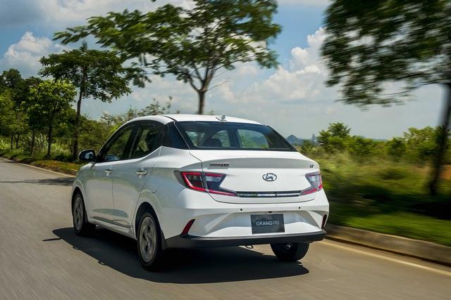 Hyundai Grand i10 2021 ra mắt: Kích thước lớn nhất phân khúc, giá từ 360 triệu đồng - Ảnh 5.