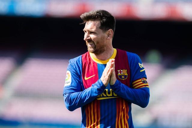 CHÍNH THỨC: Messi rời Barcelona  - Ảnh 1.
