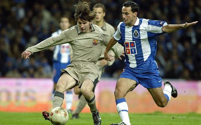 Toàn bộ sự nghiệp vĩ đại của Messi tại Barcelona qua ảnh - Ảnh 3.