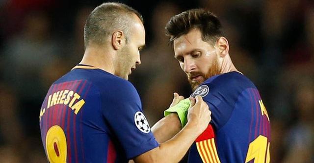 Toàn bộ sự nghiệp vĩ đại của Messi tại Barcelona qua ảnh - Ảnh 24.