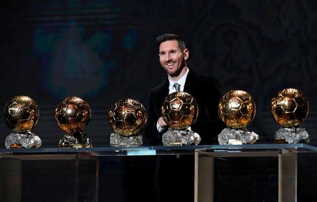 Toàn bộ sự nghiệp vĩ đại của Messi tại Barcelona qua ảnh - Ảnh 26.