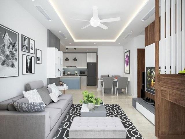 """Cách sắp xếp và lựa chọn đồ nội thất thông minh giúp """"nới rộng"""" không gian sống: Tận dụng diện tích, đầy đủ công năng mà không bị bí bách - Ảnh 1."""