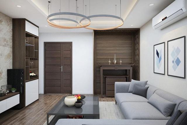"""Cách sắp xếp và lựa chọn đồ nội thất thông minh giúp """"nới rộng"""" không gian sống: Tận dụng diện tích, đầy đủ công năng mà không bị bí bách - Ảnh 3."""