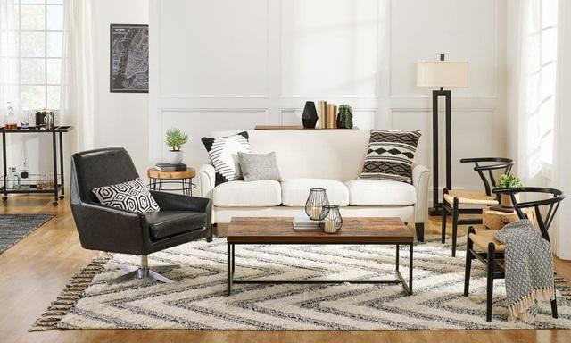 """Cách sắp xếp và lựa chọn đồ nội thất thông minh giúp """"nới rộng"""" không gian sống: Tận dụng diện tích, đầy đủ công năng mà không bị bí bách - Ảnh 7."""