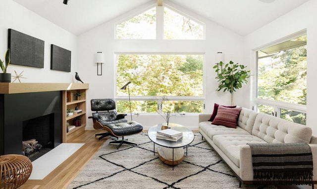 """Cách sắp xếp và lựa chọn đồ nội thất thông minh giúp """"nới rộng"""" không gian sống: Tận dụng diện tích, đầy đủ công năng mà không bị bí bách - Ảnh 4."""